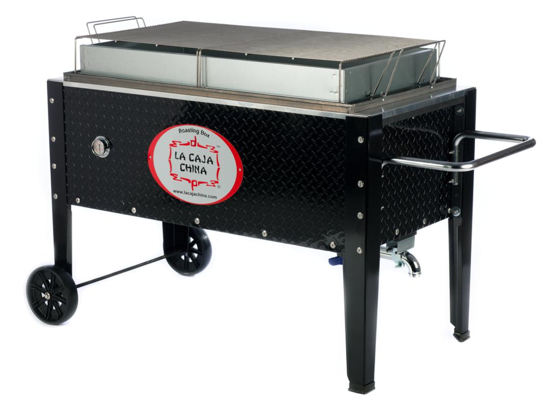 Roštilj na ugljen La Caja China Roasting Box SP-300DP, crni