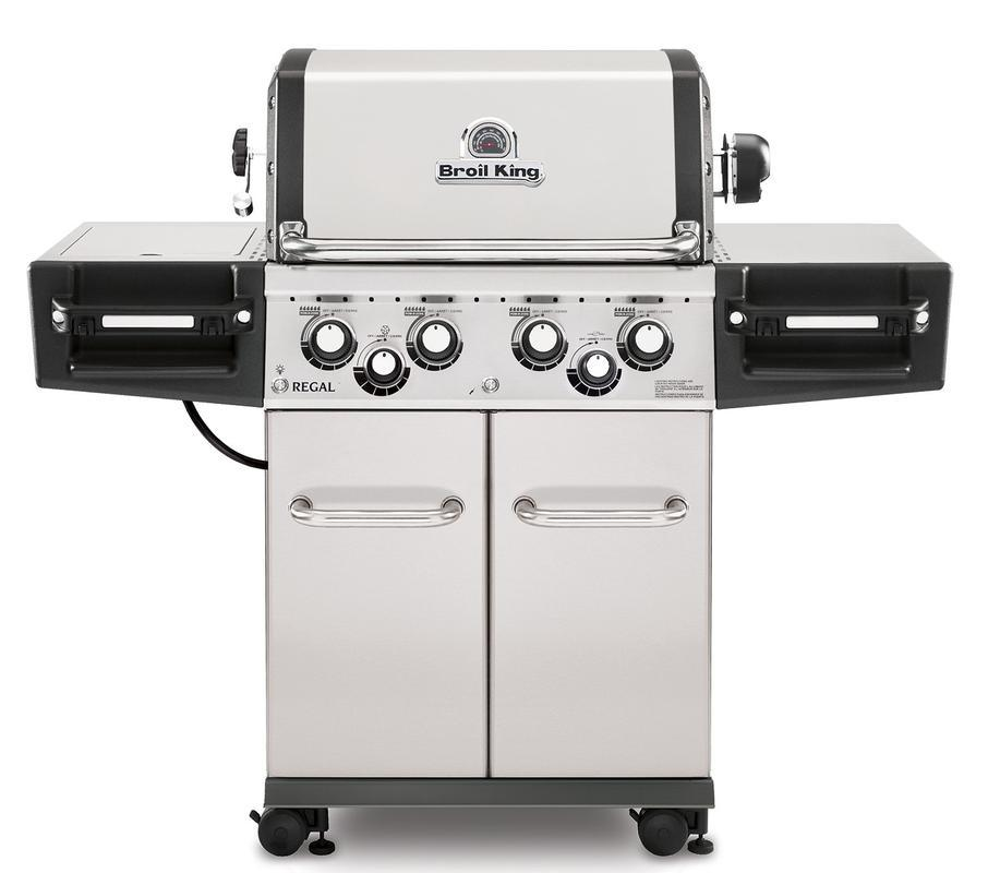 Plinski roštilj Broil King Regal S490