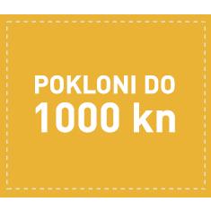 Pokloni do 1000 kuna