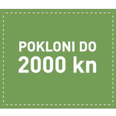 Pokloni do 2000 kuna